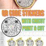 QR Code Sticker