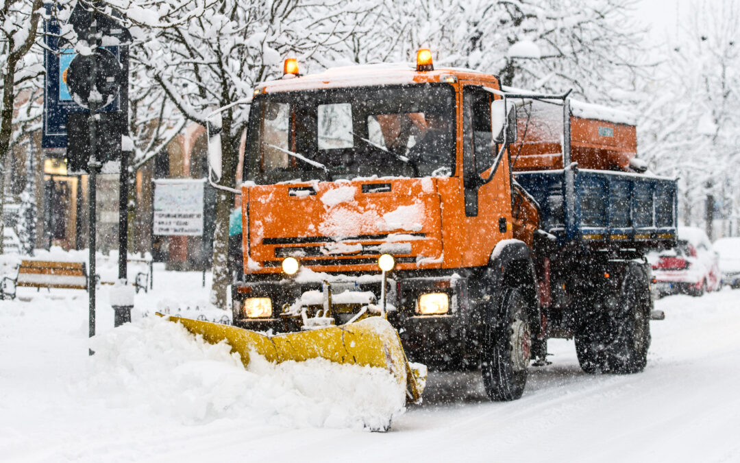 Planning for Winter with Commercial Snow Removal