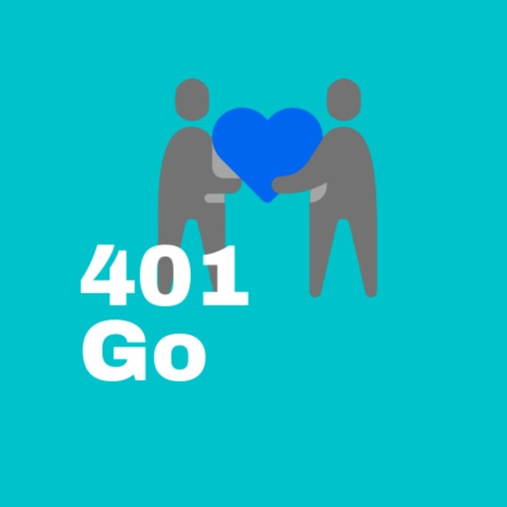 Sign-Up For Our 401 Go Class!