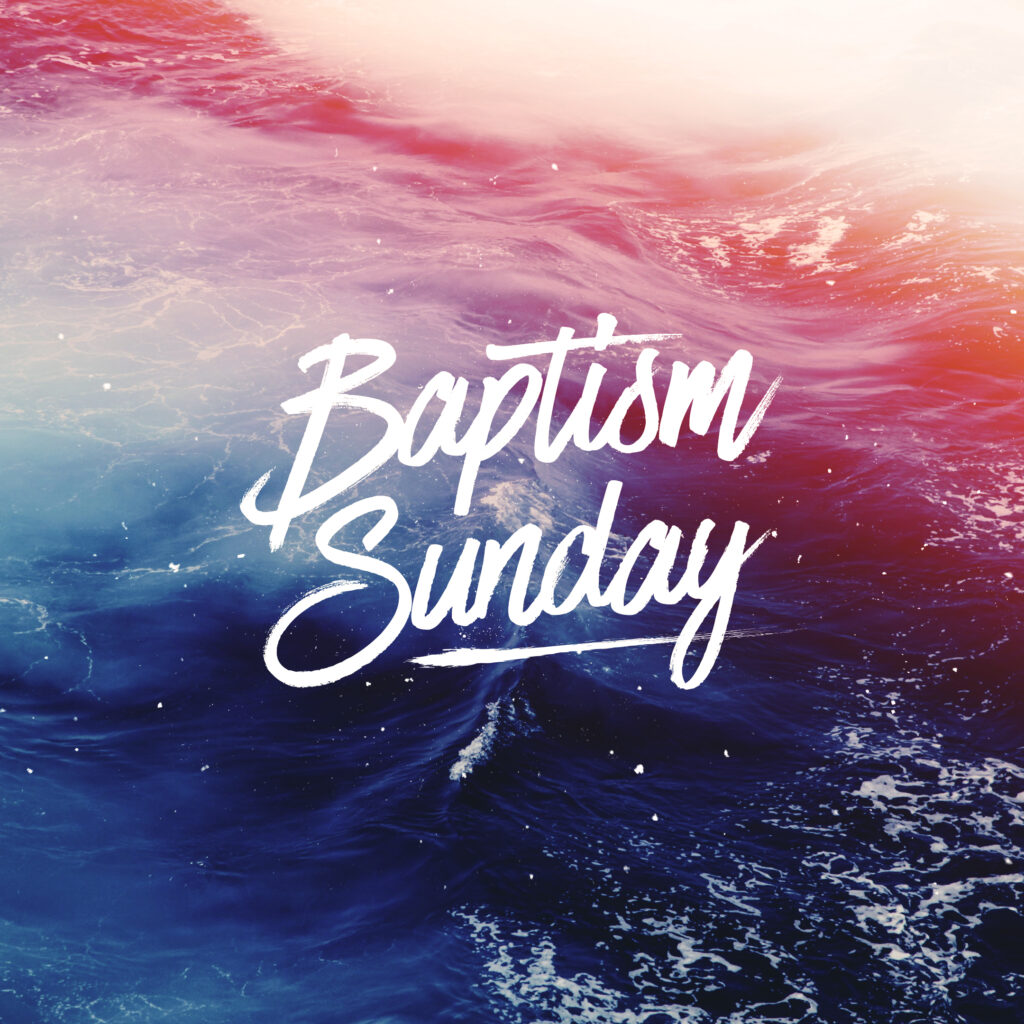 Sign-up To Be Baptized