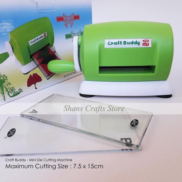 Craft Buddy Mini Die Cutting Machine