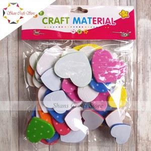 Foam Stickers-Hearts