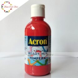 Acron Ready Mix Tempera Brilliant Red