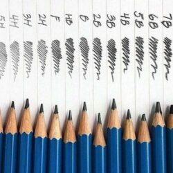 Pencils For Art