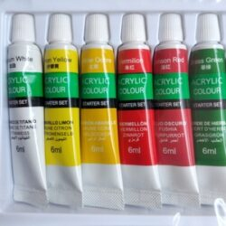 Other Acrylic Colours
