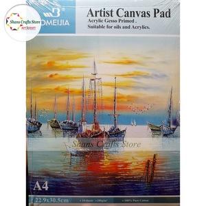 Artist Canvas Pad