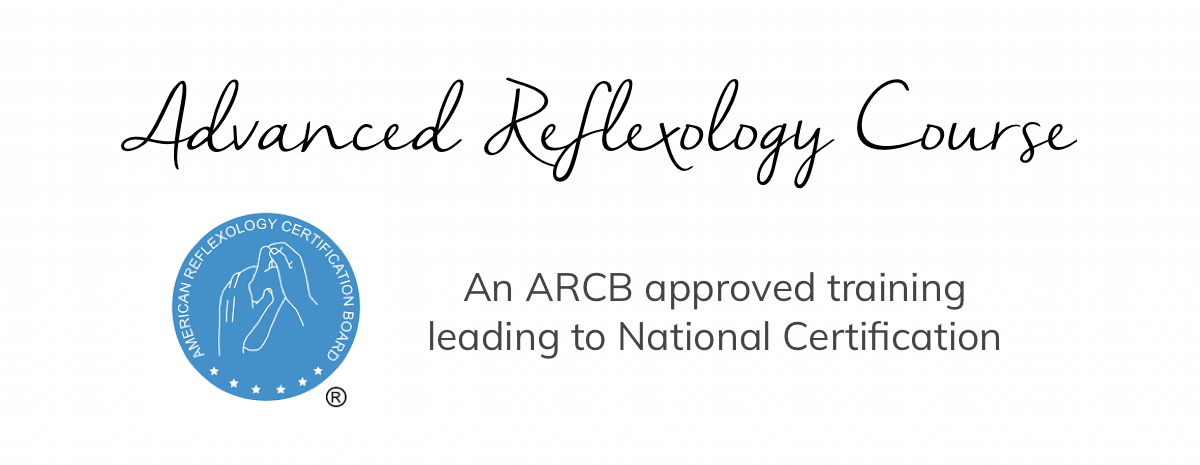 Advanced Reflexology Program banner