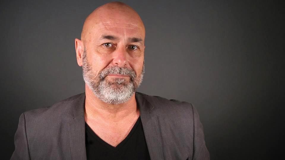 Author, Michael Frost