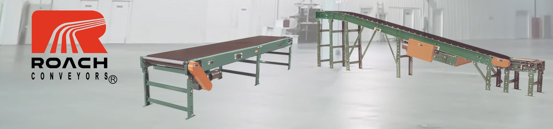 PARTNERED WITH ROACH CONVEYORS