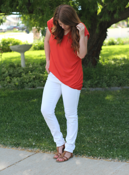 Casual Friday Tunic