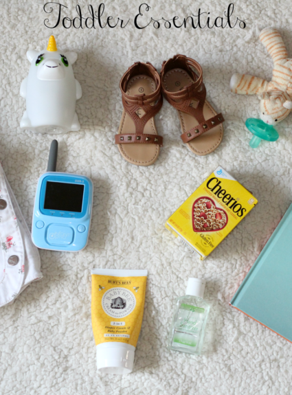 Surviving the Toddler Stage: Toddler Essentials