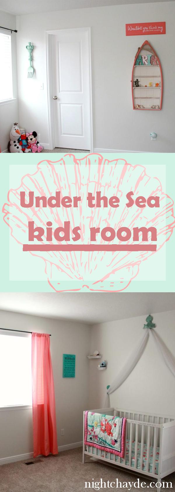 Under the Sea Kids Room