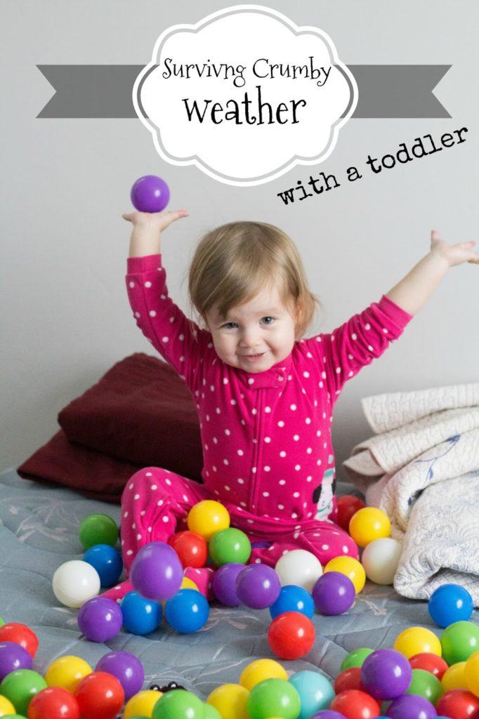 ways to entertain you kids on snowy/rainy days