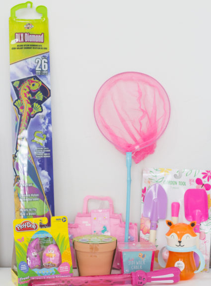 3 Easter Basket ideas for Toddlers: $10, $15, $20+