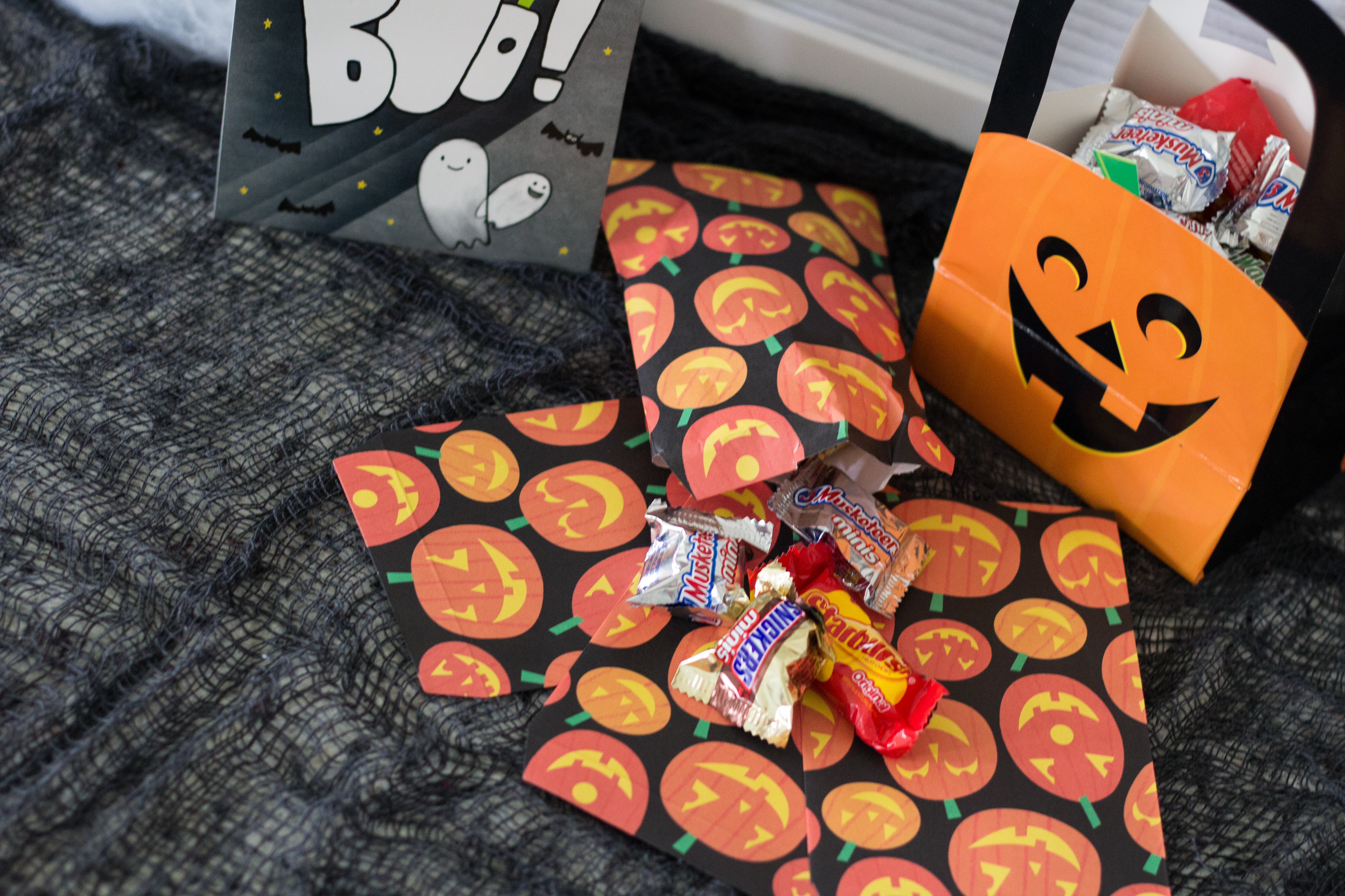BOO kit extras