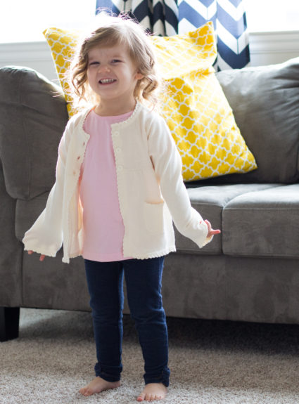 Our Go-To Toddler Outfit