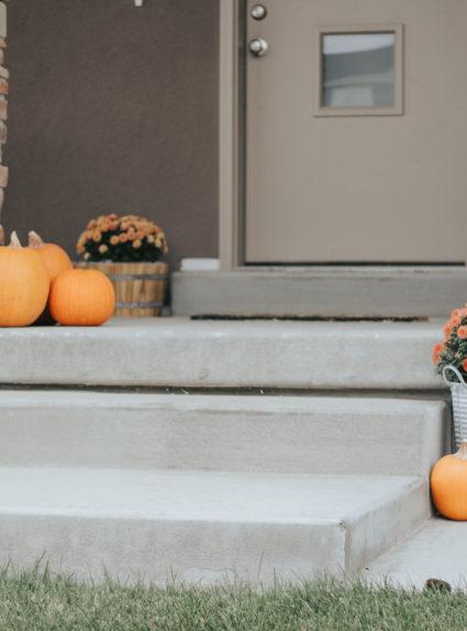 October/ Fall Decor