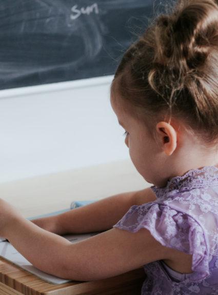 Our Montessori Schedule