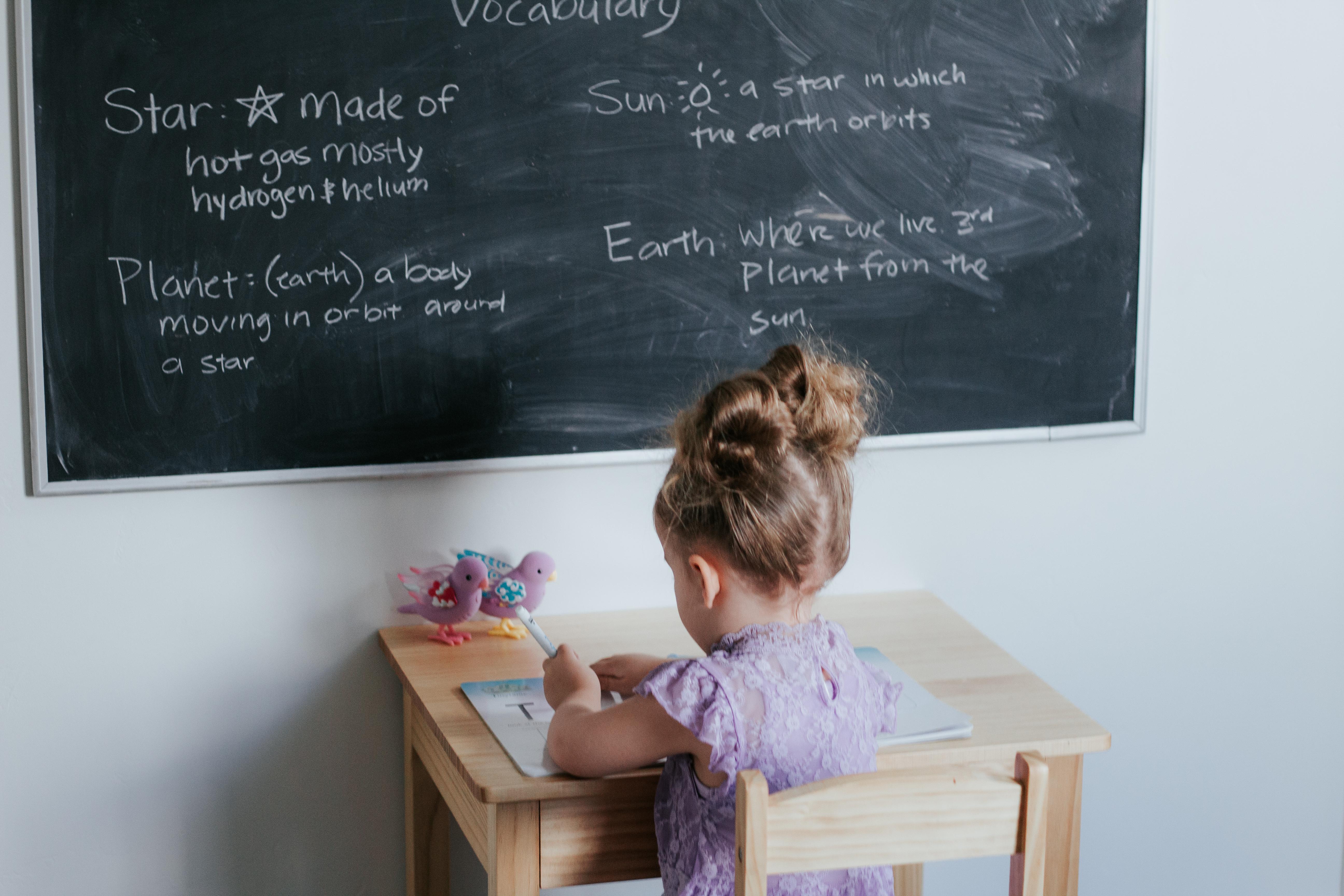 Our Montessori Preschool Schedule