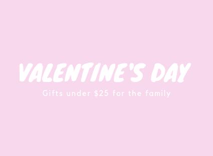 Valentines Day Gifts under $25