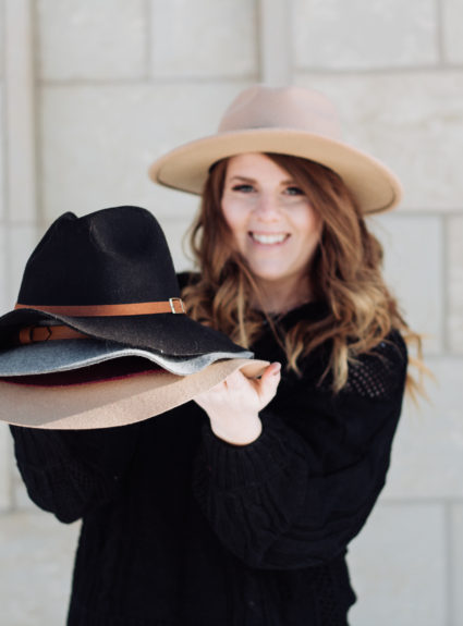 All about hats: My favorite hats and how to style them