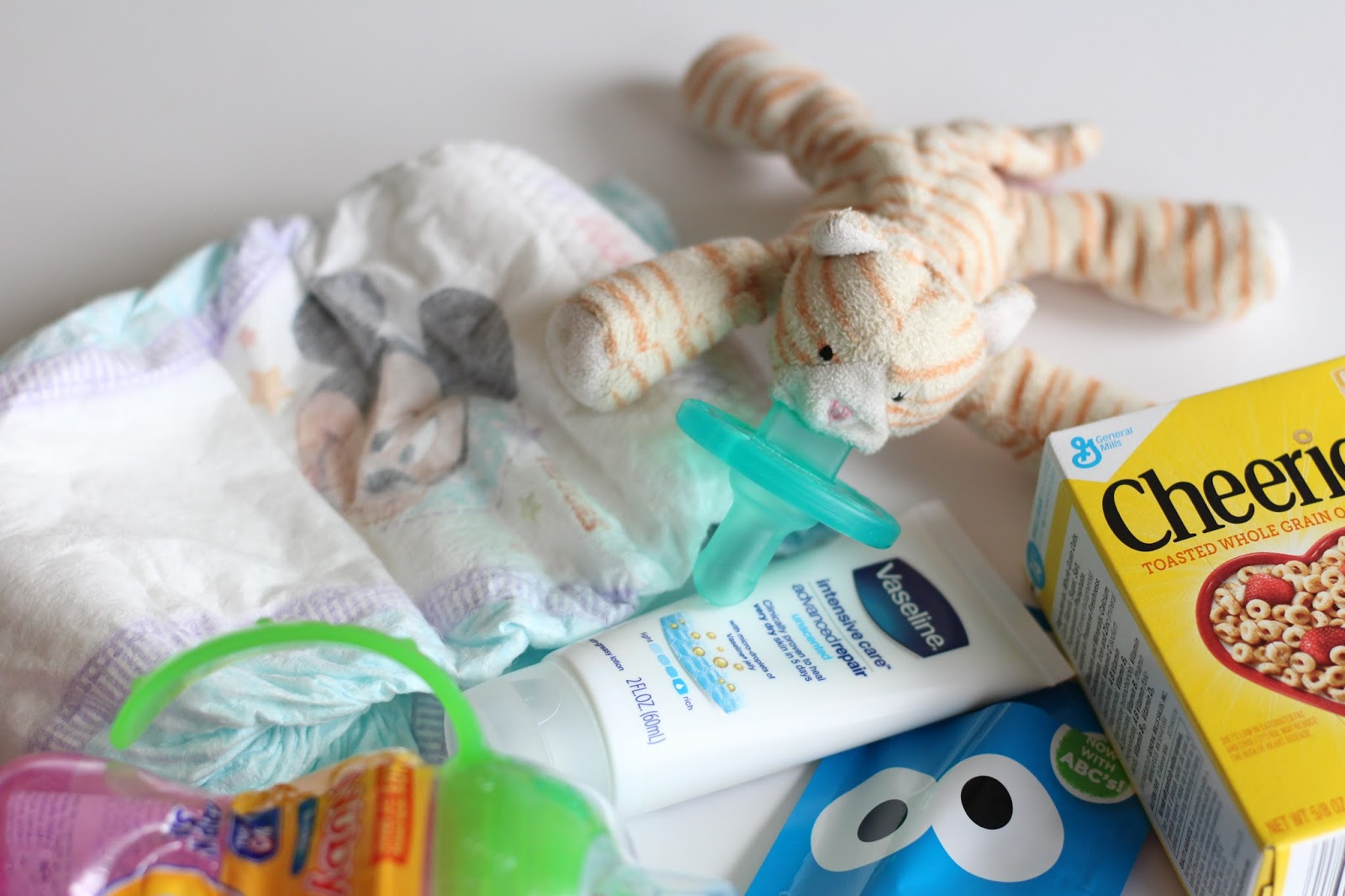 Baby Products I couldn't live without