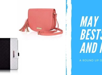 Best Selling Items in May & New Items I love