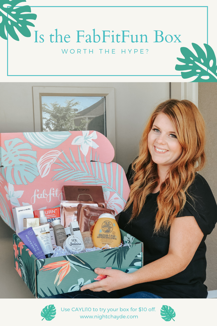 Is the fab fit fun box worth the hype