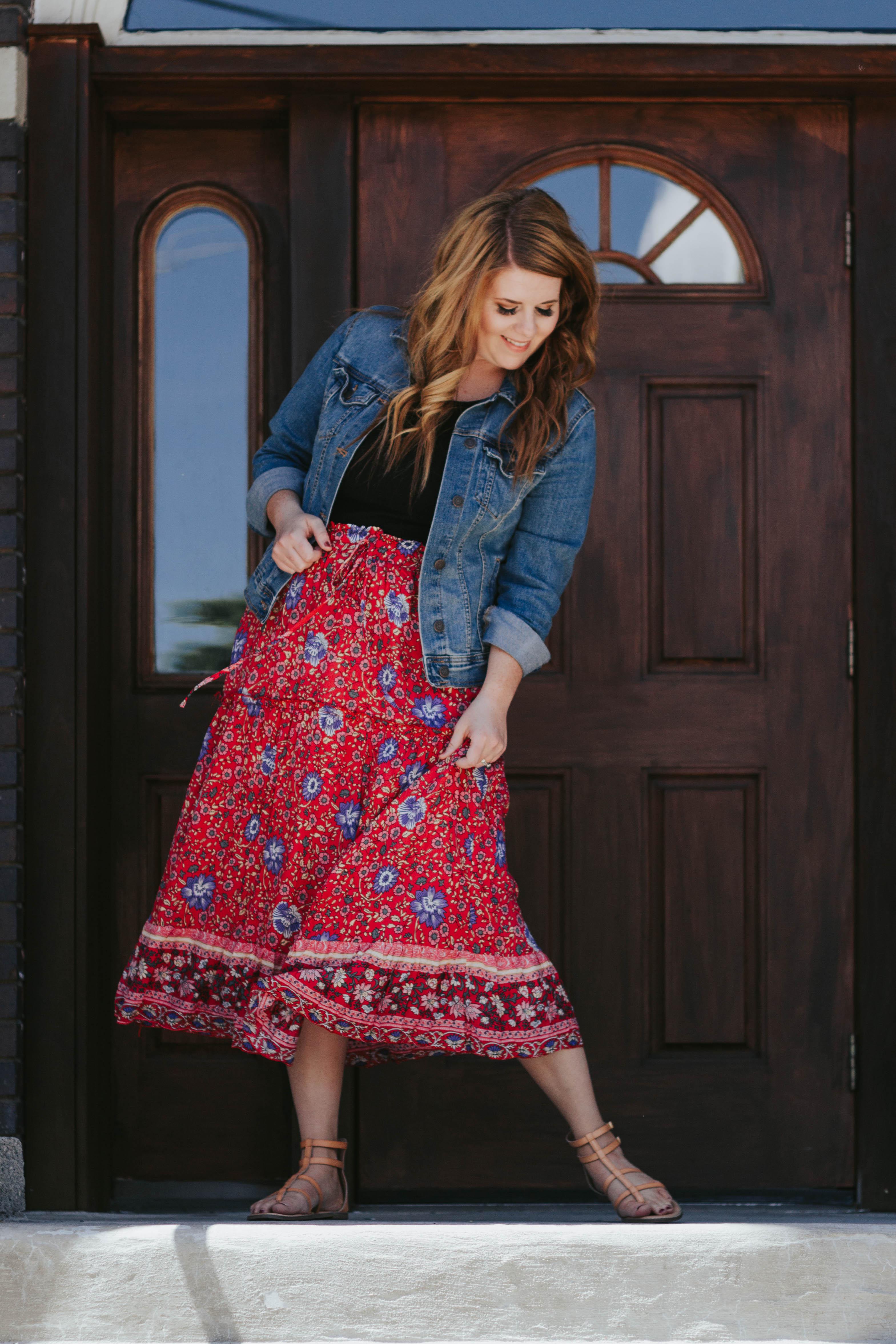 amazon Skirt