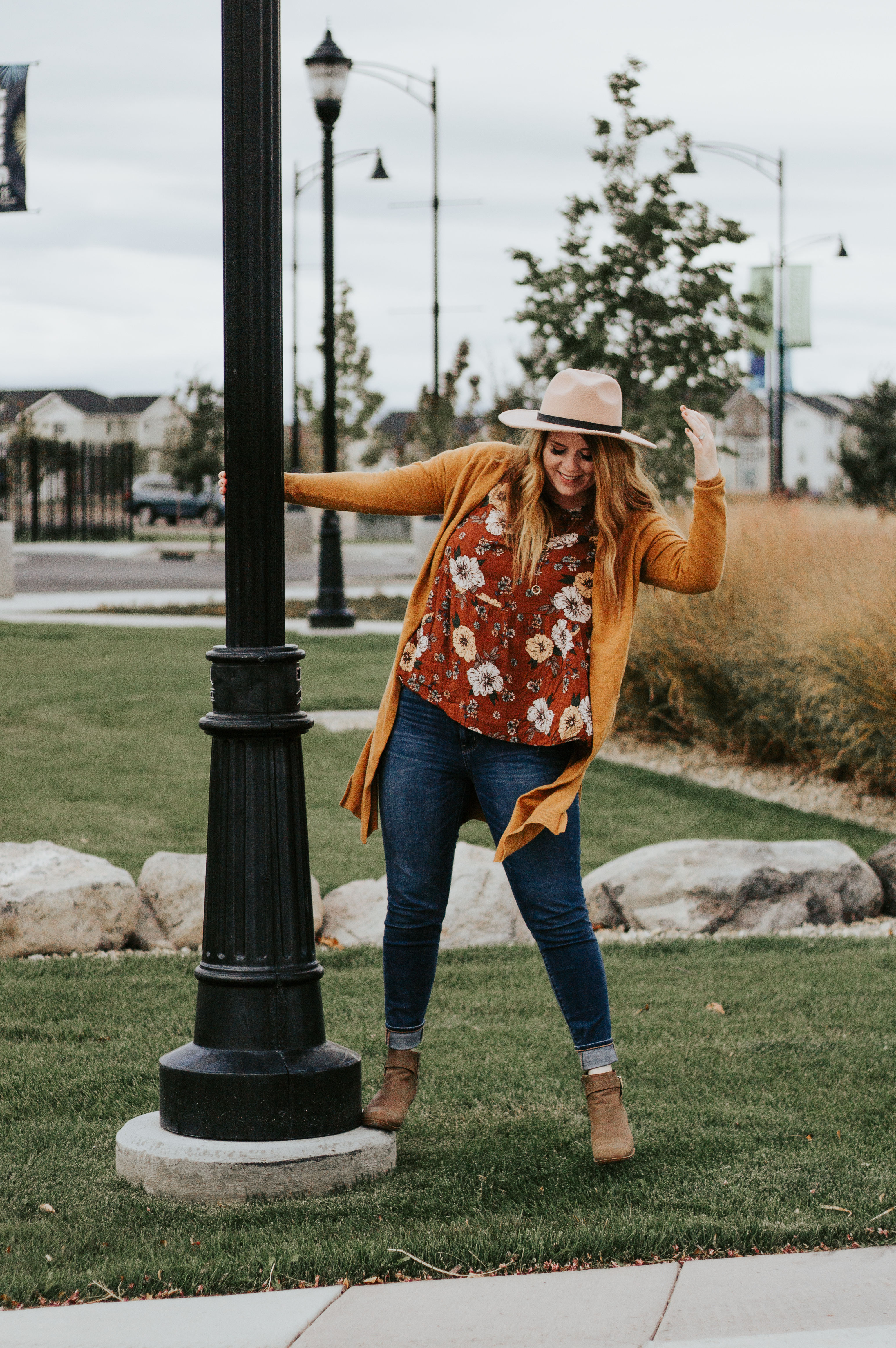 fall style on a budget