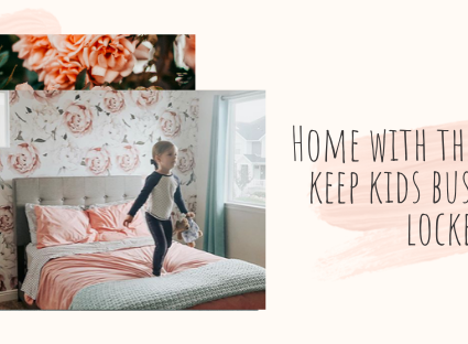Home with the Kids: Activities to prevent Cabin Fever