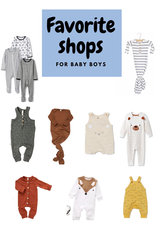 baby boy shops