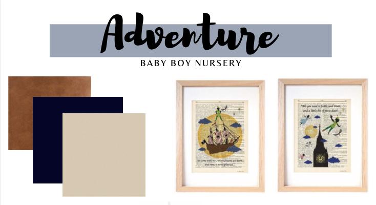 adventure baby nursery