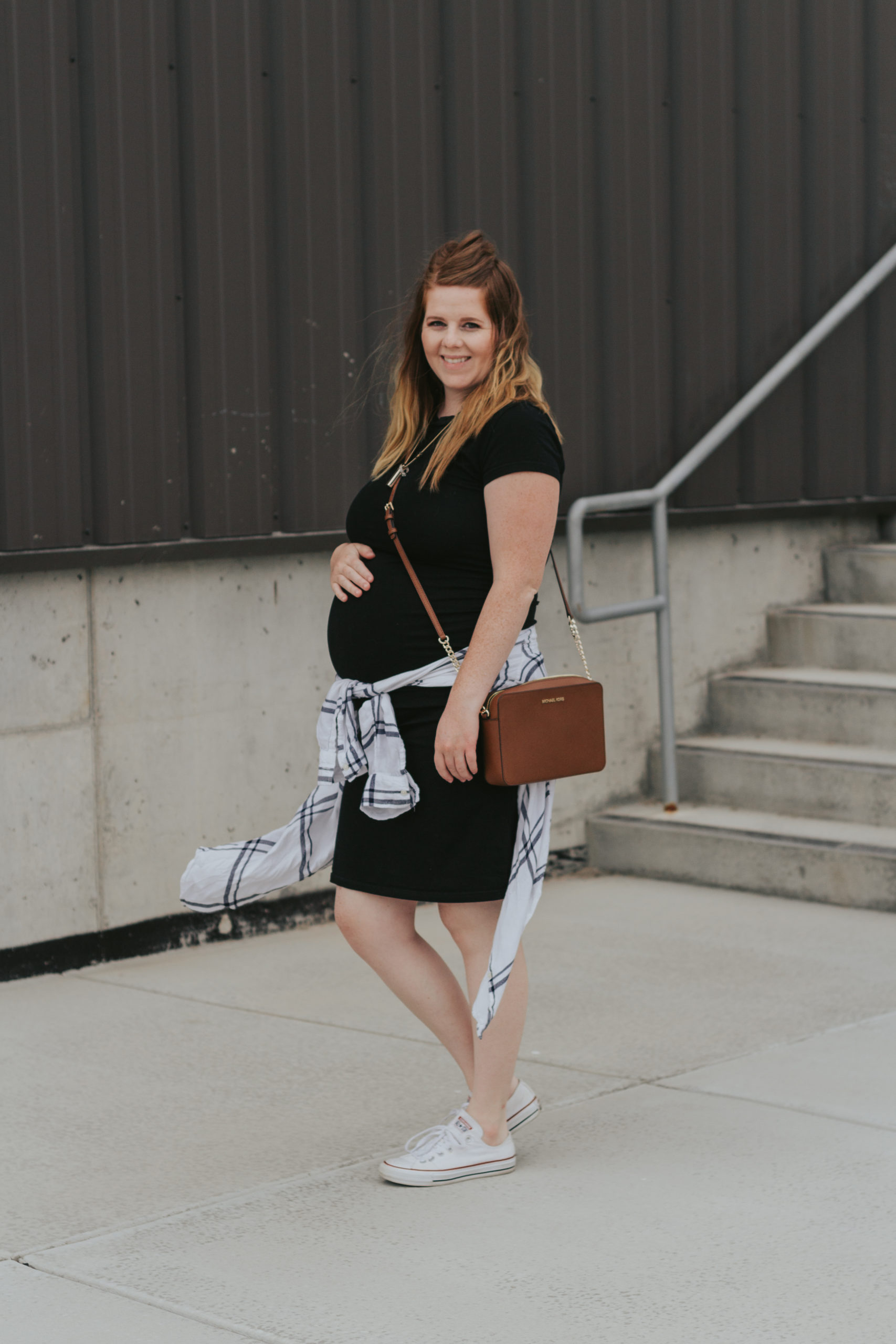 Pregnancy outfit guide