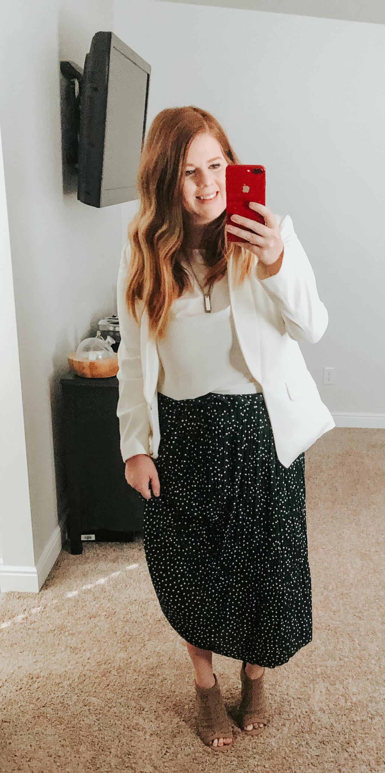 dressing up postpartum