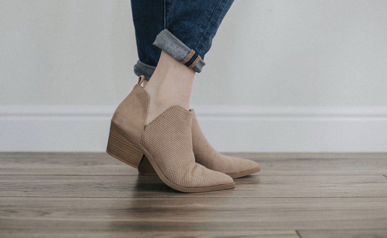 booties for your closet