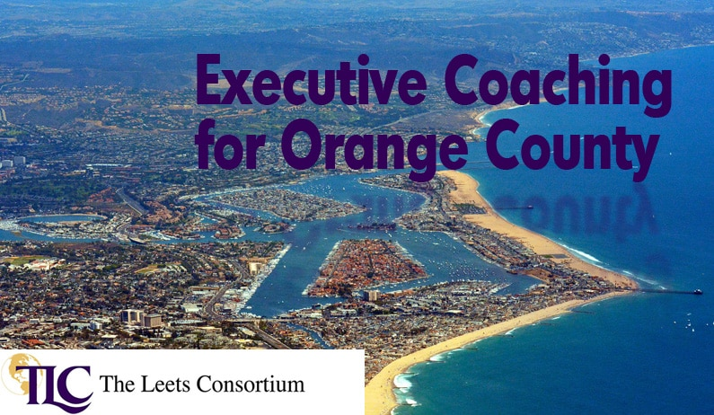 Orange County Territory included in Leadership Coaching Services by Leets