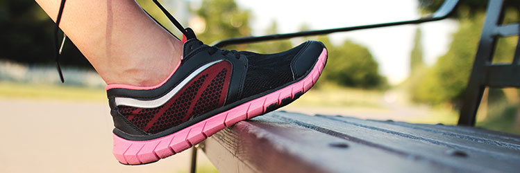 cardio doesn't make you lose weight and running shoe