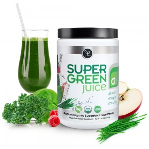 different ways to drink superfood juice powder