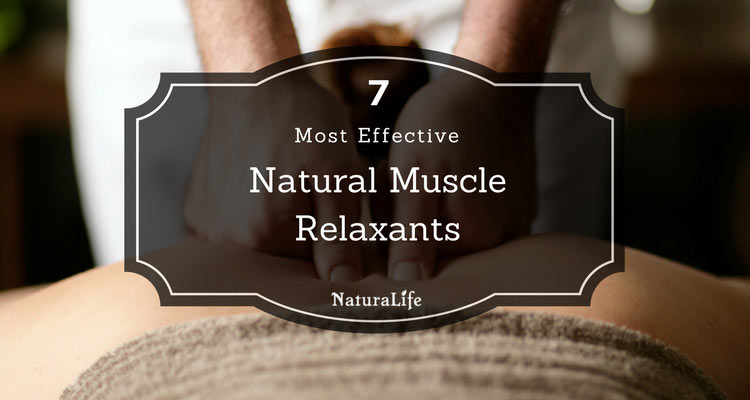 the 7 best natural muscle relaxers
