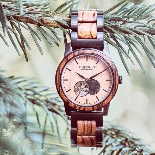 Holzkern Wood Watch