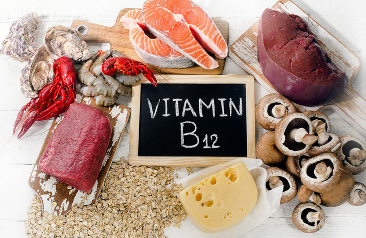 foods rich in vitamin b12 or cobalamin