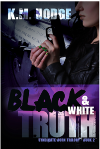 Black and White Truth Cover