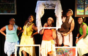 For Colored Girls Production Photo