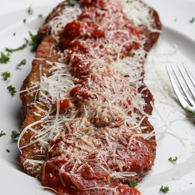 Louisiana Pizza Kitchen's Eggplant Napoli