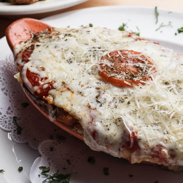 Louisiana Pizza Kitchen's Veggie Lasagna
