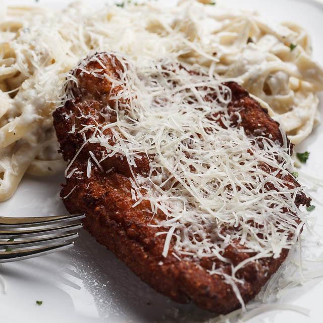 Louisiana Pizza Kitchen's Chicken Scallopini