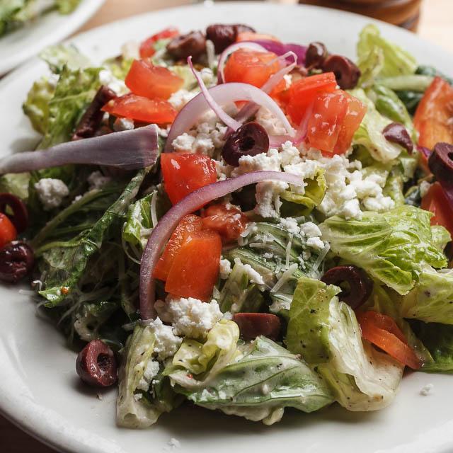Louisiana Pizza Kitchen's Feta Cheese Salad