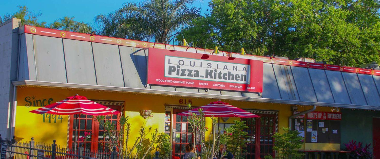 Louisiana Pizza Kitchen Restaurant