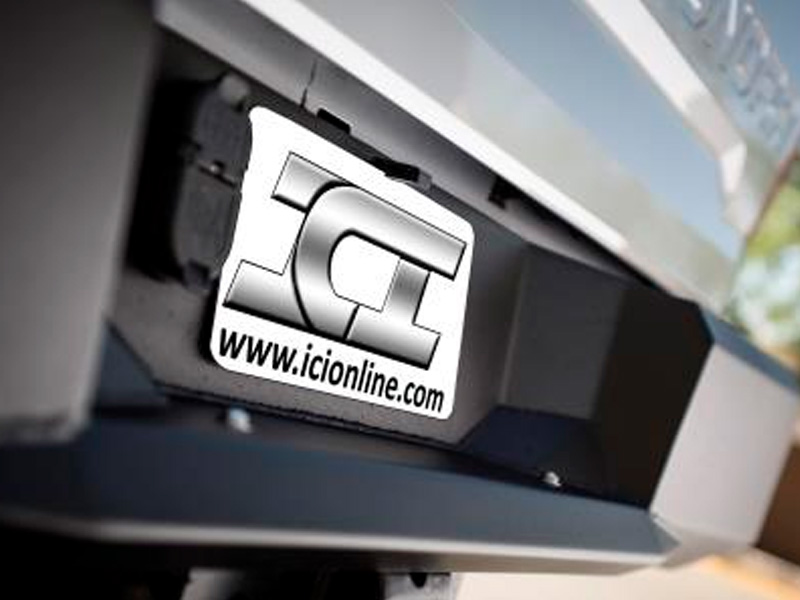 ICI hitch cover